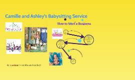 Camille and Ashley's Babysitting Service