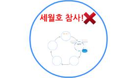 세월호 참사!