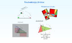 Das rechtwinkelige Dreieck