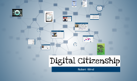 II What is Digital Citizenship?