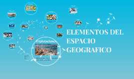 ELEMENTOS DEL ESPACIO GEOGRAFICO:SISTEMA DE OBJETOS Y SISTEMAS DE ACCIONES