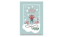 Happy Holidays from SAJE Engineering