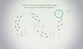 """""""Safe"""" Level of Environmental Pollution May Have Long-Term H"""