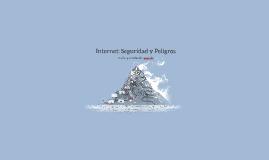 Internet: Seguridad y Peligros