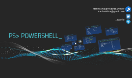 POWERSHELL BASICS