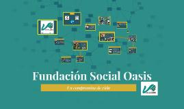 Fundación Social Oasis