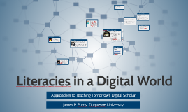 Literacies in a Digital World Nassau CC