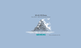 30-60-90 Days Plan_ Project Manager_ Siemens