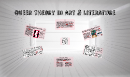 Queer Theory in Literature