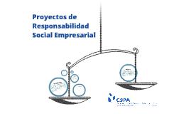 CSPA, Proyectos de Responsabilidad Social Empresarial