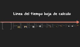 """Linea del tiempo """"calculo diferencial"""""""