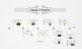Chapter 5 Timeline