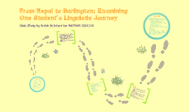 Nepal to Burlington: A Linguistic Journey