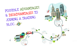 Copy of POSSIBLE ADVANTAGES & DISADVANTAGES TO JOINING A TRADING BLOC