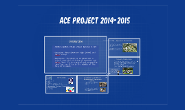 Ace project 2014-2015