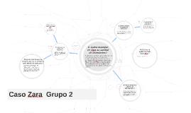 Caso Zara  Grupo 2