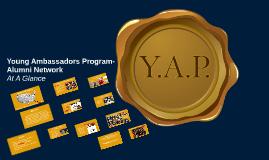 Young Ambassadors Program-