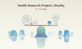 Health Research Project: Obesity