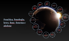 Copy of Fonética, fonologia, letra, fone, fonema e alofone