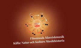 Filmmusik/klassiskmusik