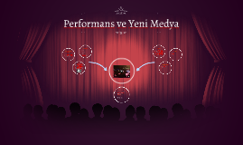 Copy of Performance and New Media