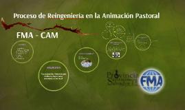 Copy of Proceso de Reingeniería en la Animación Pastoral