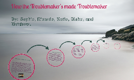 Troublemaker Music Video