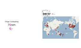 sample case : Seoul Fringe Festival Fundraising
