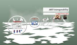 Copy of .NET interoperability