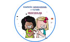 EDUCACIÓN SOCIOEMOCIONAL Y TUTORÍA