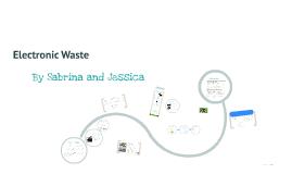 Copy of E-waste