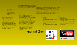 Copy of Natural Gas