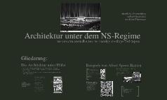 NS-Monumentalbauten