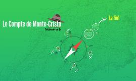 Le Compte de Monte-Cristo: numéro 6