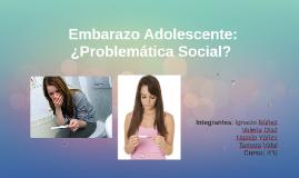 Copy of Embarazo Adolescente en Chile