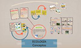 Copy of ECOLOGIA