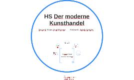 HS Der moderne Kunsthandel