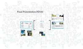 Final presentation PD100
