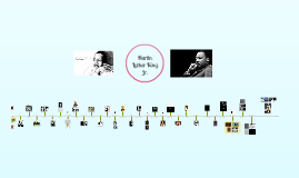 Martin Luther King Jr. Time line