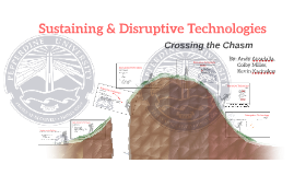 Sustaining & Disruptive Technologies
