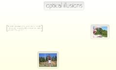 Photo Optical Illusions