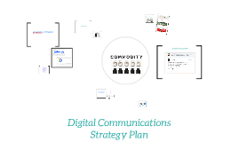 Digital Communications Strategy Plan