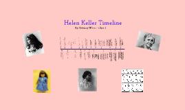 Helen Keller Timeline by Brittany Wiese on Prezi