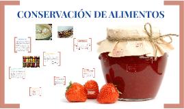 Copy of CONSERVACION DE ALIMENTOS CON AZUCAR