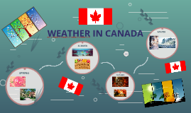 WEATHER IN CANADÁ