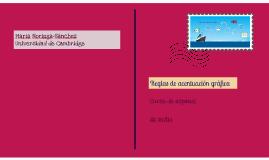 Reglas de acentuación (María Noriega-Sánchez)