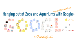 Hanging out at Zoos and Aquariums with Google+ (APGA)