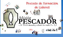 Copy of Visión de Misión Pescador