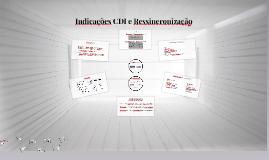 Indicações CDI e Ressincrinização
