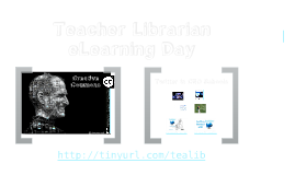 Copy of Teacher Librarian eLearning Day 2011